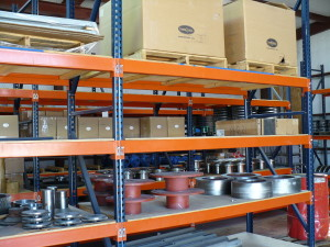 Fitz Equipment Warehouse Inventory 3
