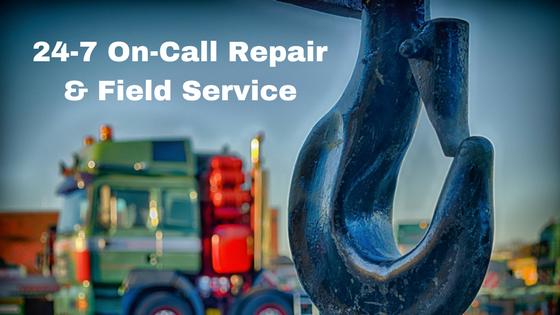 24-7 On-Call Repair & Field Service