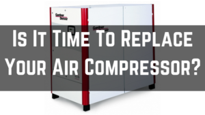 Is it time to replace your industrial air compressor? Here are some tips from Fitz Equipment.