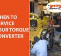 torque converter maintenance